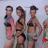 Body art show